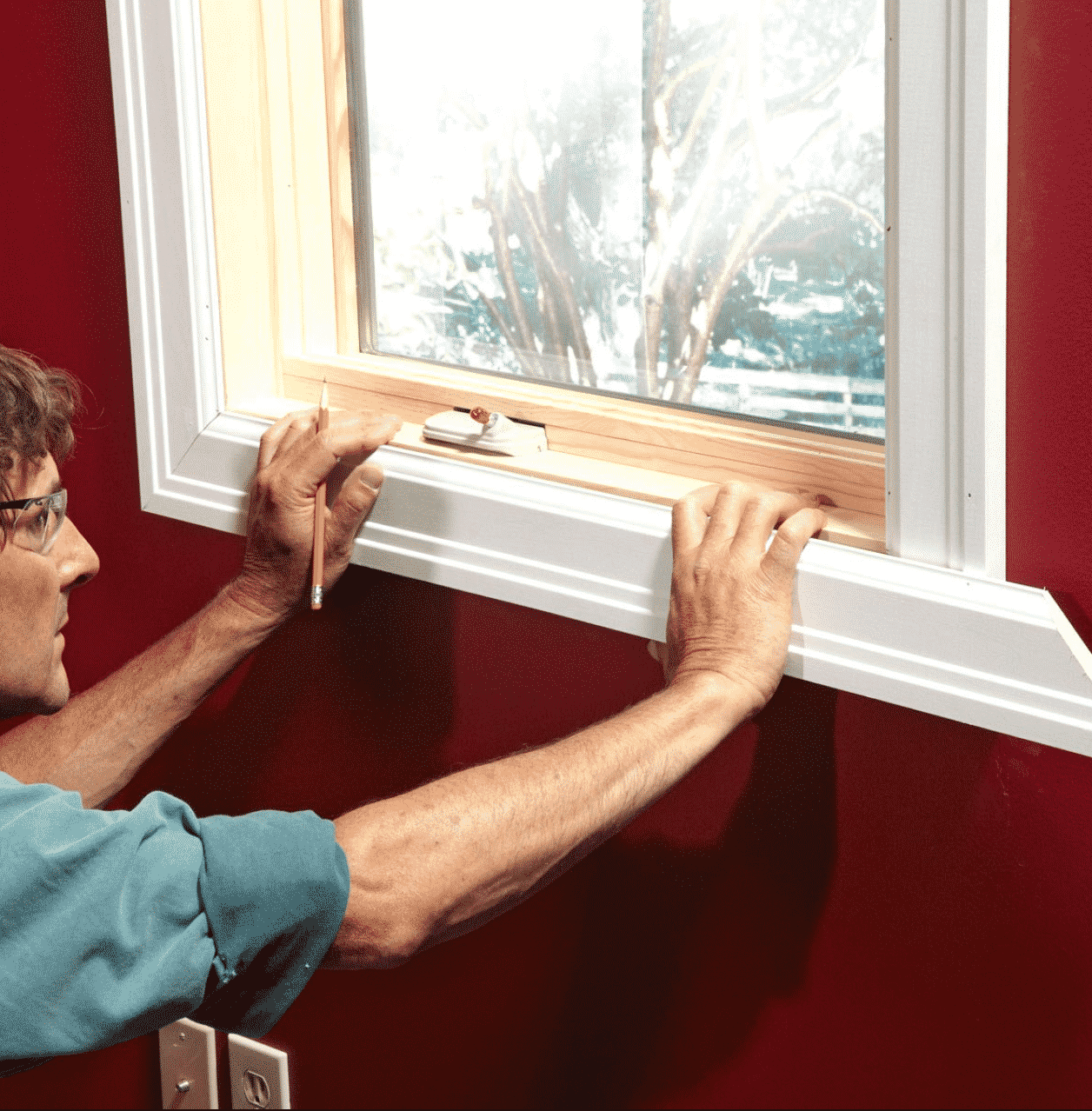 Use Window Trim To Protect Your Property And Improve The Appearance Of Your Home