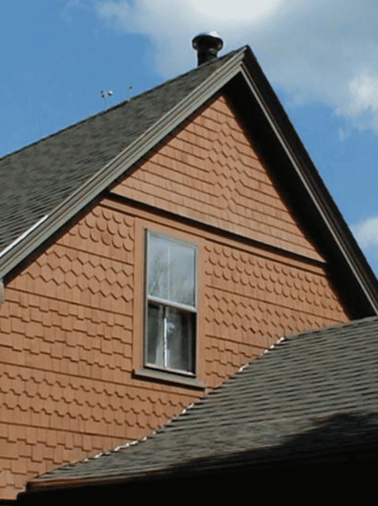 A Touch of Dramatic Flair With Vertical Siding