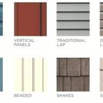 Various Types of Siding Patterns