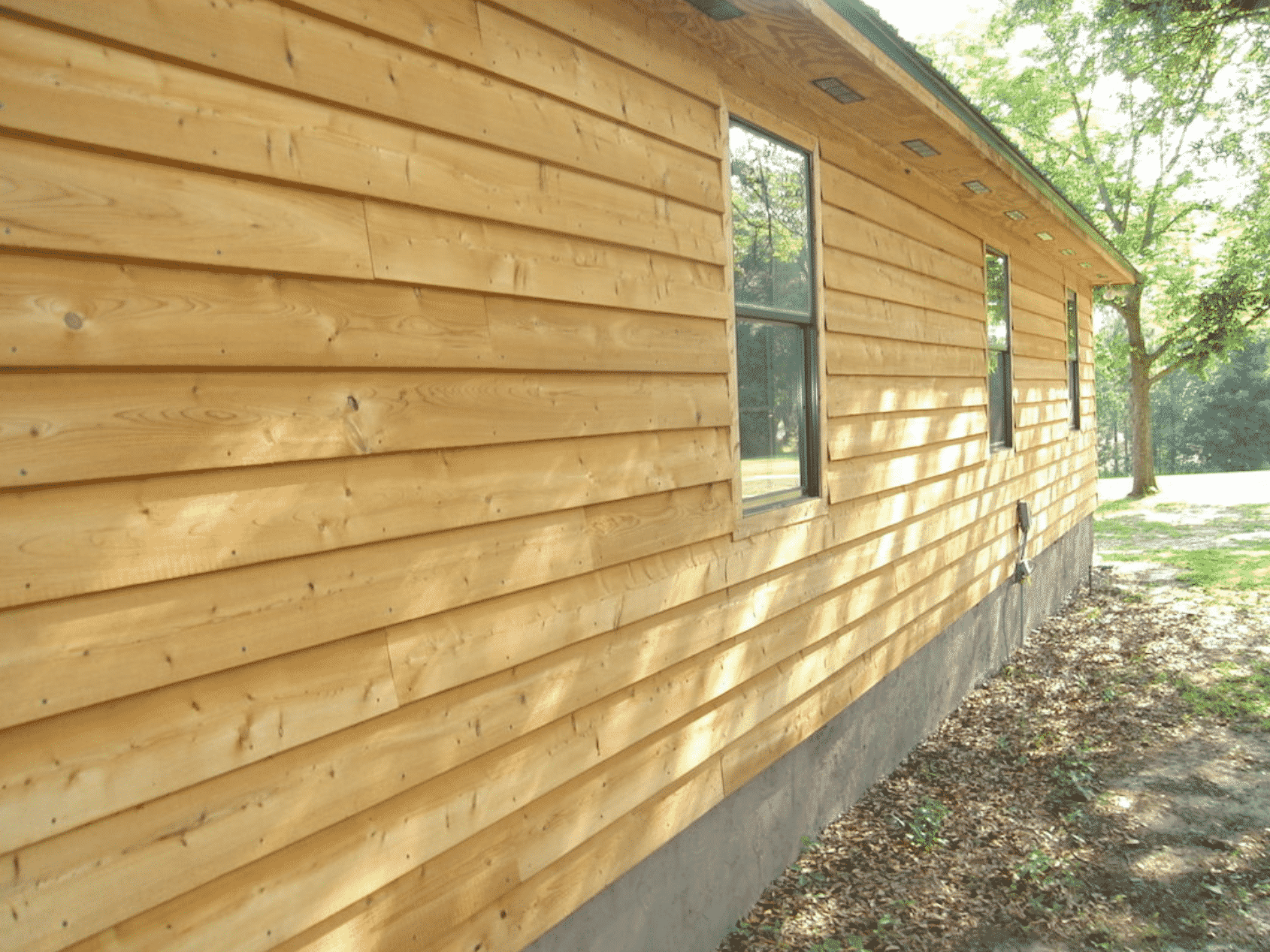 Why Wood Home Siding Is Becoming Increasingly Less Common